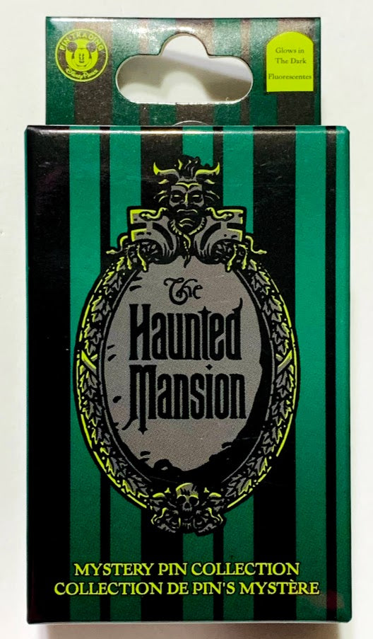 Haunted Mansion Mystery Disney Pin Pack