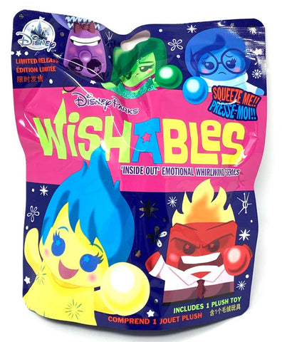 Inside Out Emotional Whirlwind Series Disney Wishables Blind Bag