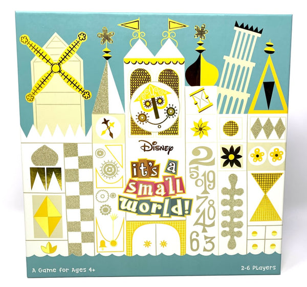 It's A Small World Disney Parks Board Game