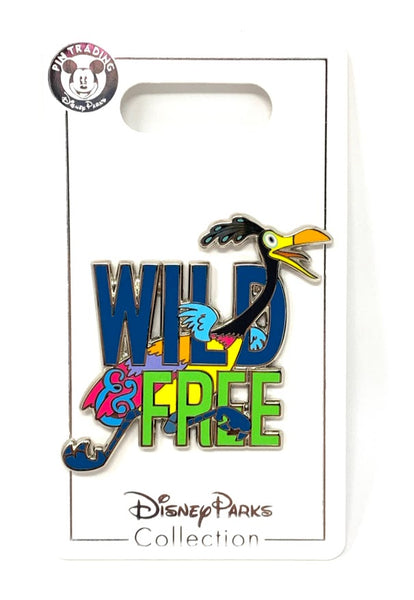 Kevin Wild and Free Up Disney Pin