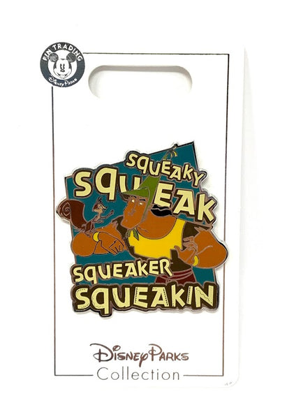 Kronk with Squirrel Disney Pin