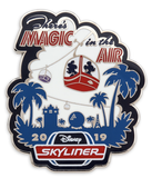 Magic is in the Air Disney Skyliner 2019 Disney Pin