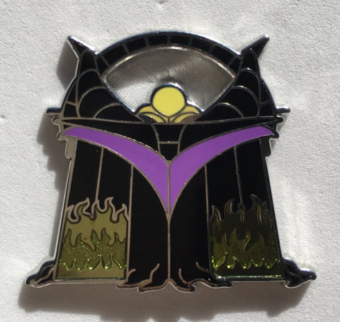 Maleficent Sleeping Beauty Disney Handbag Mystery Disney Pin