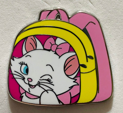 Marie Aristocats Backpack Magical Mystery Series 12 Disney Pin