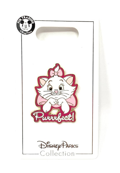 Marie Aristocats Purrrfect Disney Pin