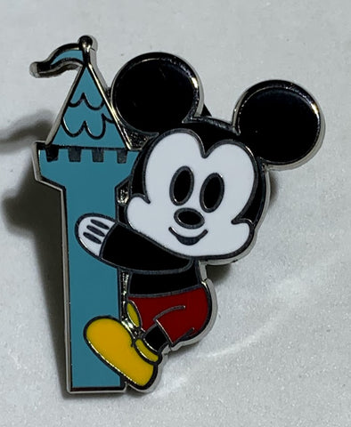 Mickey Mouse Park Pals Mystery Disney Pin