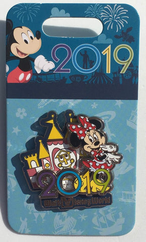 Minnie Mouse Walt Disney World 2019 Disney Pin