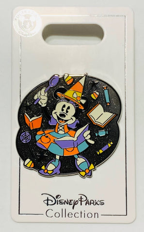 Witch Minnie Mouse Halloween 2020 Disney Pin