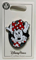 Minnie Mouse with Bow Disney Pin
