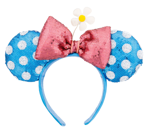 Timeless Minnie Mouse Ears Headband