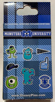 Monsters University Mystery Disney Pin Pack