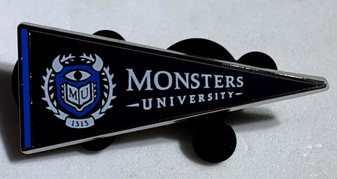 Monsters University Pennant Mystery Disney Pin
