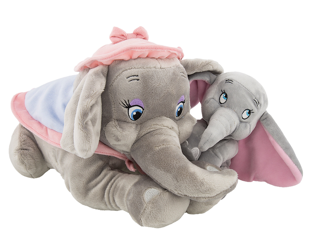 Mrs. Jumbo & Dumbo Disney Plush Doll