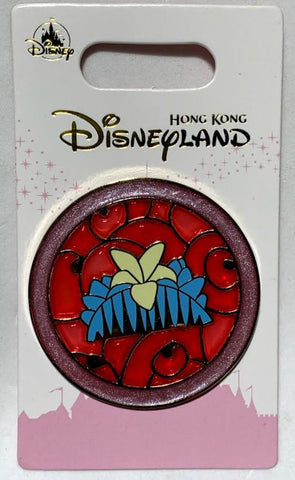 Mulan Princess Icon Hong Kong Disneyland Pin