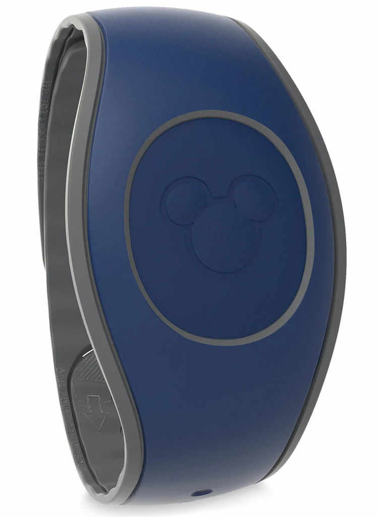 Navy Blue Disney Parks Magic Band 2.0