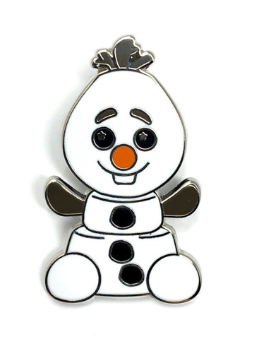 Olaf Wishables Mystery Disney Pin