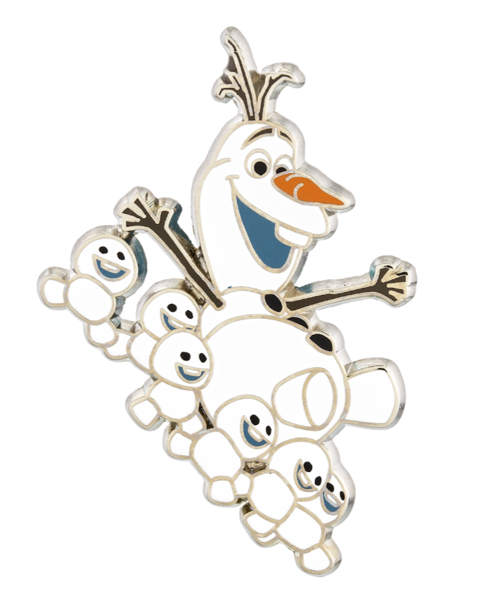 Olaf & Snowgies Frozen Disney Pin