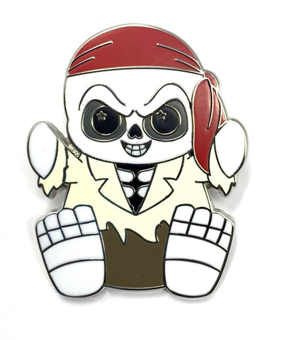Pirate Helmsman Wishables Mystery Disney Pin