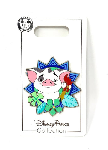 Pua and Hei Hei Disney Pin