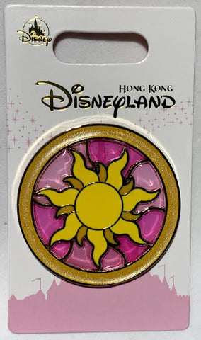 Rapunzel Tangled Icon Hong Kong Disneyland Pin