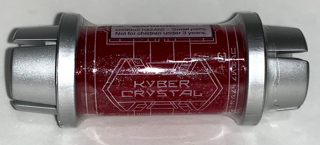 Red Kyber Crystal Star Wars Galaxy's Edge