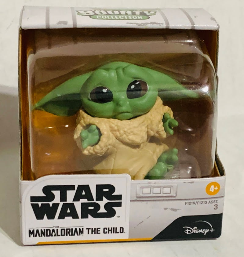 Sad Face The Child The Mandalorian Bounty Collection Toy Figure