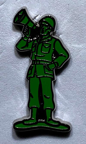 Sarge Toy Story Land Mystery Disney Pin