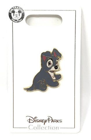 Scamp Lady and the Tramp Disney Pin