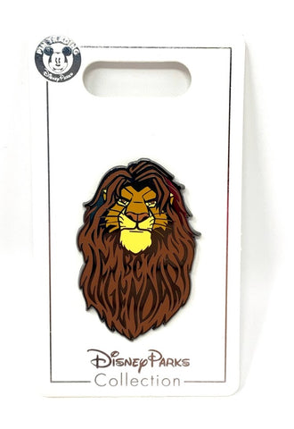 Simba Be Legendary The Lion King Disney Pin