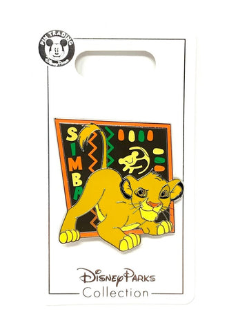 Simba The Lion King Disney Pin