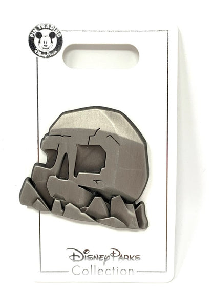 Skull Rock Peter Pan Sculpted Disney Pin