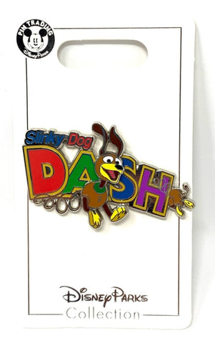Slinky Dog Dash Toy Story Land Disney Pin