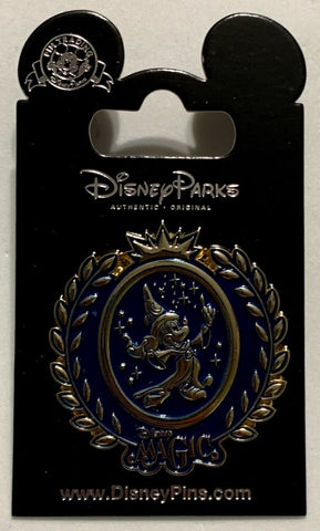 Sorcerer Mickey Mouse Disney Magic Disney Cruise Line Pin