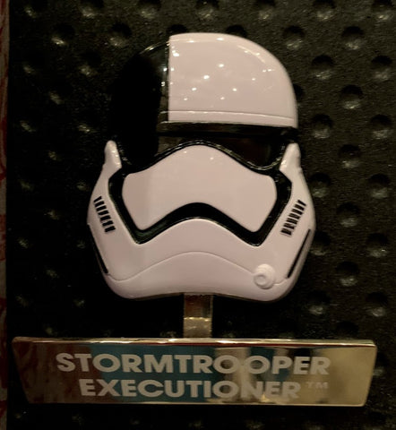 Stormtrooper Executioner Helmet Star Wars Disney Pin