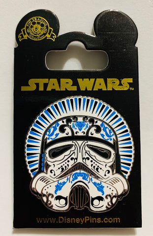 Stormtrooper Helmet Star Wars Disney Pin