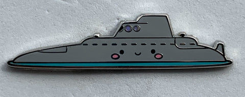 Submarine Kingdom of Cute Series 2 Mystery Disney Pin