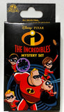 The Incredibles Mystery Disney Pin Pack