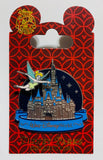Tinker Bell & Cinderella Castle Walt Disney World Disney Pin