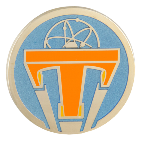 Tomorrowland Movie Disney Pin