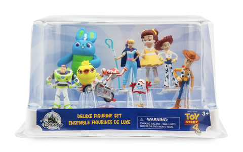 Toy Story 4 Deluxe Figurine Play Set