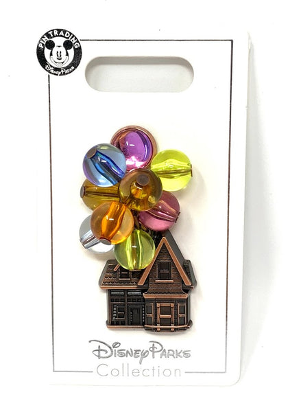 Up House with Balloons Disney Pin