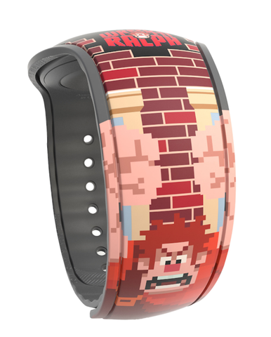 Wreck It Ralph Disney Parks Magic Band 2.0