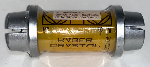 Yellow Kyber Crystal Star Wars Galaxy's Edge