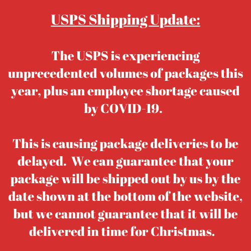 2020 Christmas Shipping Deadlines