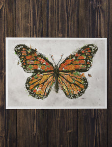 The Monarch Butterfly - Archival Prints