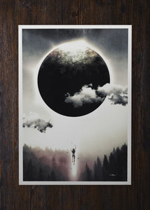 Dreams of Zero Gravity - Archival Prints