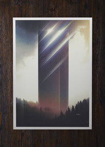 The Tower of Refraction - Archival Prints