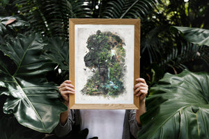 The Jungle Gorilla - Archival Prints