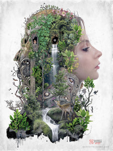 Duality of Nature Surrealism - Archival Prints