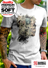 Load image into Gallery viewer, Forest Lake Dreamer Unisex Fit and Ladies Slim Fit T Shirts